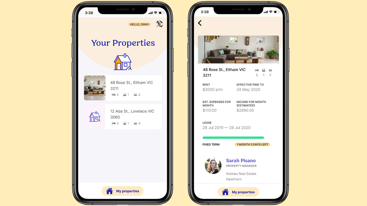 The Kolmeo platform is addressing the long-standing complexities of the rental market for landlords, property managers and tenants.